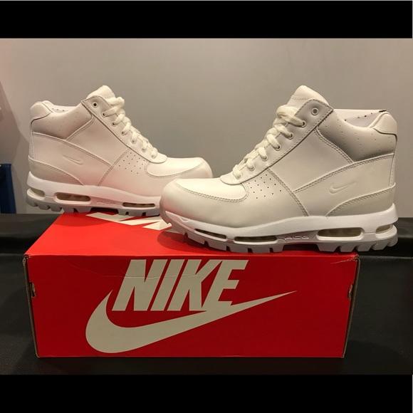 8513ad6fbc9 Nike ACG Goadome Waterproof Boots White Boutique